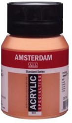 AMSTERDAM ACRYL 500 ML 805 KOPER