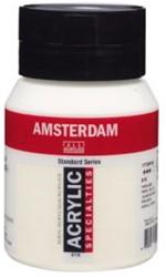 AMSTERDAM ACRYL 500 ML 818 PARELGEEL