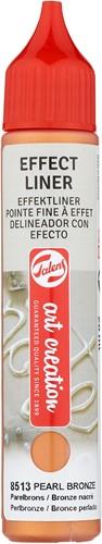 Talens Art Creation Effect Liner 28 ml Parelbrons 8513