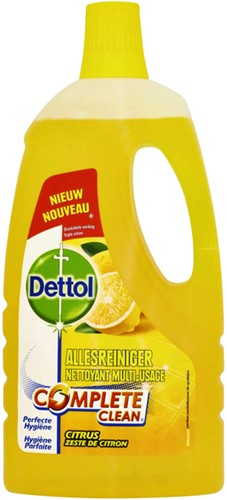 ALLESREINIGER DETTOL CITRUS 1L 1 Liter