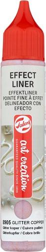 Talens Art Creation Effect Liner 28 ml Glitter Koper 8905