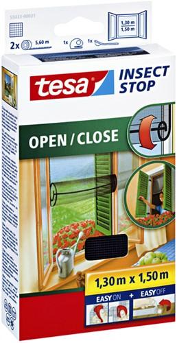 VLIEGENHOR TESA RAAM OPEN/DICHT 55033 1.3X1.5M 1 Stuk
