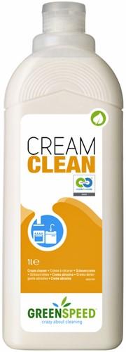 SCHUURMIDDEL GREENSPEED CREAM CLEAN 1L 1 FLES