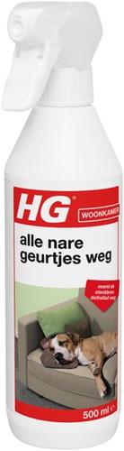 GEURVERDELGER HG ALLE NARE GEURTJES WEG 500ML 1 Fles