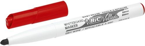VILTSTIFT BIC 1741 WHITEBOARD ROND 1.4MM ROOD 1 Stuk
