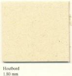 HOUTBORD  1,25  MM 75X100 CM ( KAN NIET VERZONDEN WORDEN)