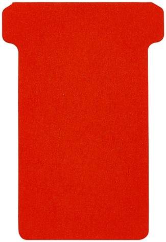 PLANBORD T-KAART A5548-222 48MM ROOD 100 Stuk