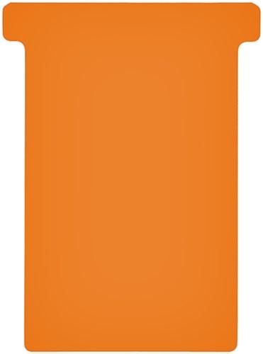 PLANBORD T-KAART A5548-323 77MM ORANJE 100 Stuk