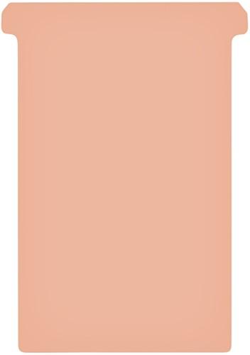 PLANBORD T-KAART A5547-42 107MM ROZE 100 Stuk