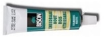 BISON KNEEDBAAR HOUT TUBE 50 ML NATUREL