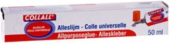 COLLALL ALLESLIJM TUBE 50 ML.