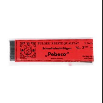 HEGNER PEBECO FIGUURZAAGJES NR.5 GROS