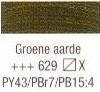 VAN GOGH OLIEVERF 200 ML. GROENE AARDE 629