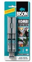 BISON KOMBI METAAL DUBBELSPUIT 24 ML