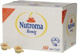 KOFFIEMELK CUPS NUTROMA ROMIG 7ML DS.360