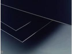 PRESENTATIEKARTON ZWART/ZWART MAT 35X50CM