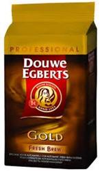 DOUWE EGBERTS FRESH BREW GOLD 6X1KG