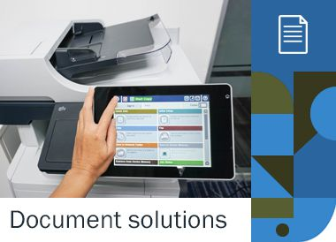 Document Solutions 40 Graden Zuid