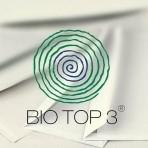 Bio Top 3 Bank Env. 110 x 220 90grs 500st ZV, FSC Off White