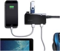 HUB KENSINGTON USB 3.0 7-POORTS UH7000C 1 STUK-2