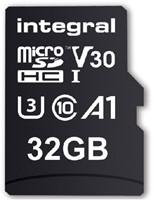 GEHEUGENKAART INTEGRAL MICRO V30 32GB 1 STUK
