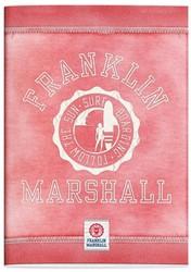 SCHRIFT FRANKLIN & MARSHALL GIRLS A4 LIJN 1 STUK
