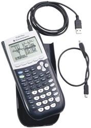 REKENMACHINE TEXAS TI-84 PLUS 1 STUK