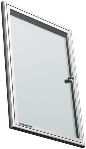 VITRINE WHITEBOARD LEGA PREMIUM 68.6X94.7CM 1 Stuk