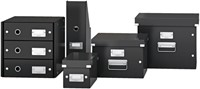 CD-BOX LEITZ CLICK&STORE 143X136X352MM WIT 1 STUK-3