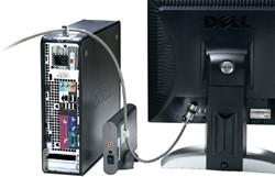 BEVEILIGINGSSET KENSINGTON DESKTOP + PC 1 STUK