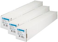 INKJETPAPIER HP C6810AE BRIGHT WHITE 914MMX91M 90GR 91.4 METER