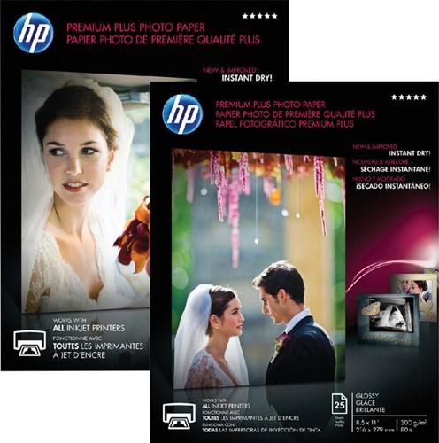 FOTOPAPIER HP CR672A A4 300GR PR PLUS GLANS 20 Vel