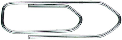 PAPERCLIP ALCO 32MM HOEKIG 100 Stuk
