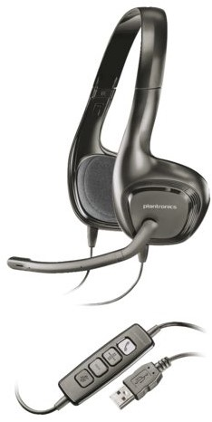 HEADSET PLANTRONICS AUDIO 628 USB 1 STUK