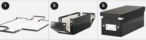 CD-BOX LEITZ CLICK&STORE 143X136X352MM WIT 1 STUK-2