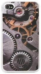 HOES IPHONE 4/4S MOTIEF TANDWIEL 1 STUK