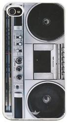 HOES IPHONE 4/4S MOTIEF RADIO 1 STUK