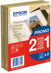 FOTOPAPIER EPSON S042167 10CMX15CM 255GR PR GL 2X40 VEL