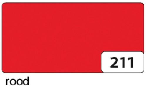 ETALAGEKARTON FOLIA 48X68CM 380GR NR211 ROOD 1 Stuk