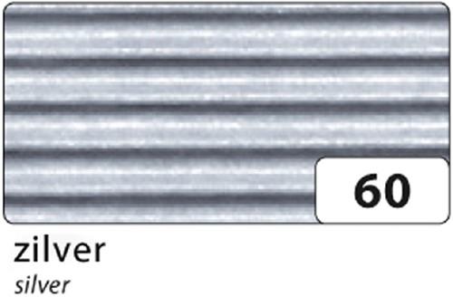 GOLFKARTON FOLIA E-GOLF 50X70CM 250GR NR60 ZILVER 1 Stuk