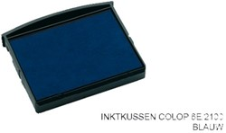 INKTKUSSEN COLOP 6E/2100 BLAUW 1 STUK