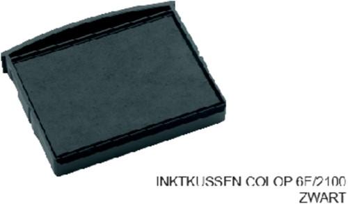 INKTKUSSEN COLOP 6E/2100 ZWART 1 Stuk
