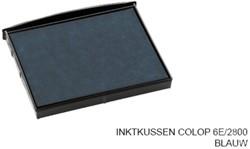 INKTKUSSEN COLOP 6E/2800 BLAUW 1 STUK