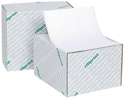"COMPUTERPAPIER 240X11"" BLANCO LP 60GR 2000V 2000 VEL"