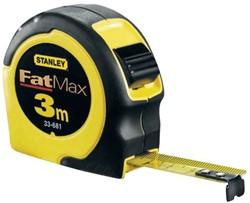 ROLBANDMAAT STANLEY FATMAX 3M-16MM 1 STUK
