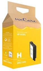 INKCARTRIDGE WECARE HP 933XL CN056AE HC GEEL 1 STUK