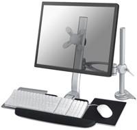 """PC ARM NEWSTAR D1020 10-24"""" ZILVER 1 STUK"""