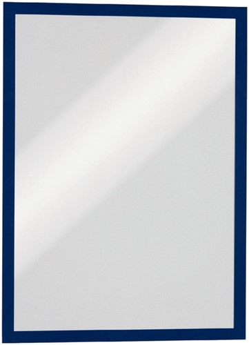DURAFRAME DURABLE A3 ZELFKLEVEND DONKERBLAUW 2 Stuk
