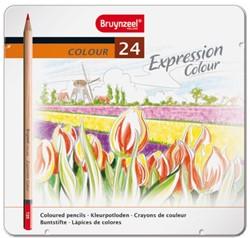 KLEURPOTLOOD BRUYNZEEL EXPRESSION 7705 COLOUR 24 STUK