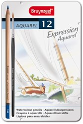KLEURPOTLOOD BRUYNZEEL AQUAREL EXPRESSION 7735 12 STUK